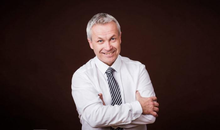 Jan-Robert Henriksen Foredrag ledelse